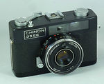 Chinon: Chinon 35 EE camera