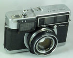 Fuji Optical: Fujica 35 EE camera