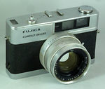 Fuji Optical: Fujica Compact Deluxe camera