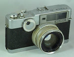 Fuji Optical: Fujica V2 camera