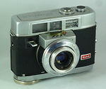 Kodak Eastman: Motormatic 35 camera