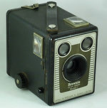 Kodak Eastman: Six-20 Brownie Camera Model C camera