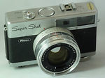 Ricoh: Ricoh Super Shot camera