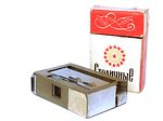 Kiev Arsenal: Cigarette Case (Vega, spy, Ukrainskie) camera