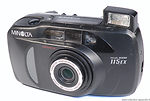 Minolta: Riva Zoom 115 EX (Freedom Zoom Supreme) camera