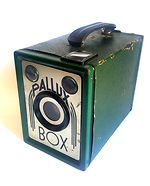 Vredeborch: Pallux Box (Green) camera