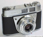 Kodak Eastman: Retinette (017) camera