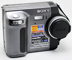 Sony: Mavica FD-85 camera