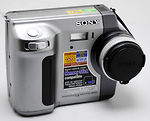Sony: Mavica FD-90 camera