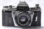 Ihagee Westberlin: Exakta Real camera