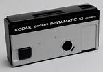 Kodak Eastman: Pocket Instamatic 10 camera