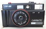 New Taiwan: Canomatic AW-35 camera
