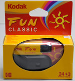 Kodak Eastman: Fun Classic camera
