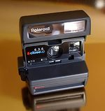 Polaroid: Polaroid 636 Close Up camera