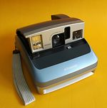 Polaroid: One600 Classic camera