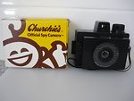 Churchie's: Official Spy Camera camera