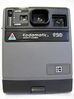 Kodak Eastman: Kodak Kodamatic 920 camera