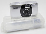 Konishiroku (Konica): Konica EU Mini II camera