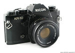 Ricoh: Ricoh KR-10 (CR-10/XR-1000S/A-100) camera