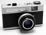 Certo: Certo KN 35 (chrome) camera