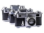 Zeiss Ikon: Contax II (543/24) camera