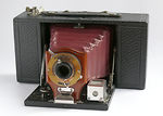 Kodak Eastman: Folding Brownie Pocket No.2 Model A camera