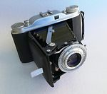 AGFA: Record II camera