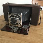Ansco: Ansco no.10 B camera