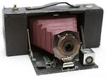 Kodak Eastman: No.2 folding pocket brownie model B  camera