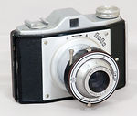Goldammer: Gugo (chrome, 1950) camera