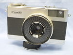 Fuji Optical: Fujica Rapid-D1 camera