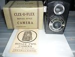 Metropolitan Industries: Clix-o-flex camera