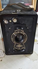 Houghton: Ensign All Distance Twenty (box, 1936) camera
