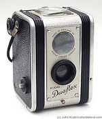 Kodak Eastman: Duaflex I camera