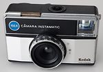 Kodak Eastman: Instamatic 155X camera