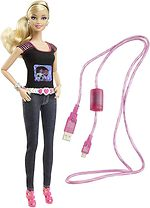 Barbie: Photo Fashion Doll camera