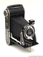 AGFA ANSCO: Antar PB-20 camera