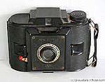 AGFA ANSCO: Clipper PD-16 camera