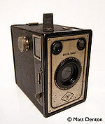 AGFA ANSCO: Shur-Shot camera