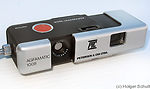 AGFA: Agfamatic 1008 Pocket camera