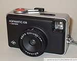 AGFA: Agfamatic 108 Sensor camera
