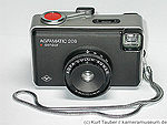 AGFA: Agfamatic 208 Sensor camera