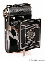 AGFA: Billy Clack 51 camera