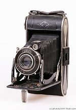 AGFA: Billy Record 6.3 camera
