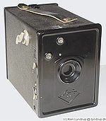 AGFA: Box 44 (Preisbox) camera