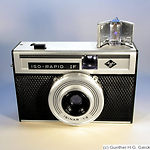 AGFA: Iso Rapid IF (Mod II) camera