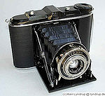AGFA: Isolette (before war) camera