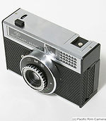 AGFA: Isomat Rapid camera