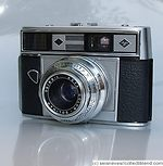 AGFA: Super Silette Automatic camera
