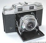 AGFA: Super Solinette camera